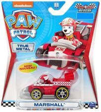 Paw Patrol True Metal Diecast Ready Race Rescue - Marshall