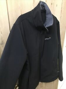 Gelert Black Fleece Lined Jacket Size Large
