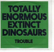 (GR145) Totally Enormous Extinct Dinosaurs, Trouble - 2010 DJ CD