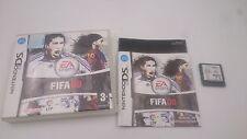JUEGO FIFA SOCCER 08 2008 FUTBOL NINTENDO DS ESPAÑOL PAL.ENVIO COMBINADO