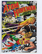 Atom and the Hawkman #42 DC 1969