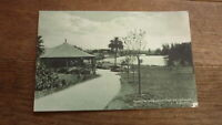 OLD AUSTRALIAN POSTCARD OF ADELAIDE SA, THE TORRENS FROM KWM c1900