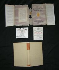 SCOTCH WHISKEY OF SCOTLAND Robert Bruce Lockhart Glenlivet,Grants, History Dewar