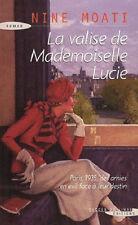 La Valise De Mademoiselle Lucie - Nine Moati - LP