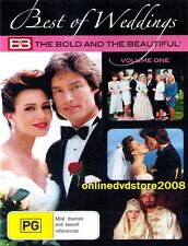 BOLD & The BEAUTIFUL - BEST of WEDDINGS (Ridge Taylor) TV Series DVD NEW SEALED