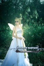 Sailor Moon Princess Serenity Dress Costume Cosplay White Lolita Custom made