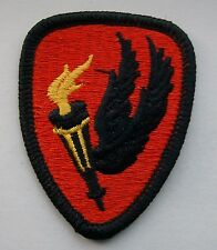 US Army Aviation Training School Shoulder Patch. United States Army .