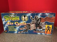 Spawn Air Cycle W/Special Edition Pilot Spawn Action Figure McFarlane Toys 1995