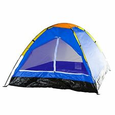 2 PERSON SMALL DOME TENT CAMPING HIKING SHELTER OUTDOOR CAMP Tent With Carry Bag