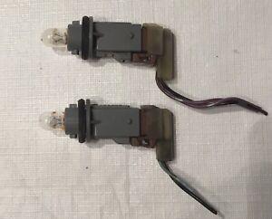JDM EDM STANLEY Honda Civic Prelude EK9 EG6 BB4 BB6 Marker Lights Sockets Plugs