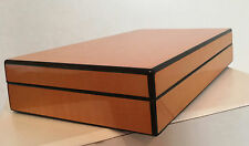 BEAUTIFUL Decorative Luxury Veneer Box, NEW in box! From London!