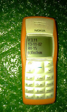 NOKIA 1100 , Firmware  3.11 RH-15 made in Germany (Bochum factory) Vintage Phone