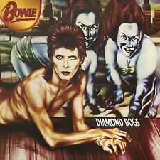 David Bowie - Diamond Dogs NEW SEALED 180g LP Rebel Rebel, 1984,