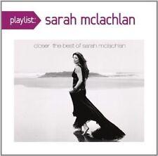 McLachlan Sarah-playlist Closer The Best of Sarah McLa CD