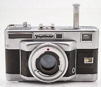 Voigtländer Vitessa T Klappkamera Rangefinder Kamera