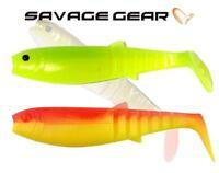 Savage Gear 4pcs Loose Body Cannibal Shad 8cm Soft Plastic Lure Pike Fishing lrf