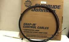 OMC/BRP Stern Drive Control Cable - Throttle/Shift 176118 - 18 FT (GLM)