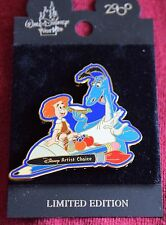 Disney World THE RELUCTANT DRAGON ARTIST CHOICE 2000 LE Pin - Retired Pins