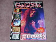 FANGORIA # 314, Debbie Rochon, The Devil's Carnival, FREE SHIPPING in USA