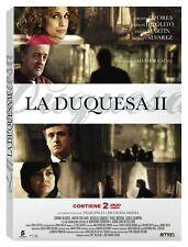 La Duquesa : La Historia de Cayetana de Alba Temp 2  **Dvd R2** Adriana Ozores