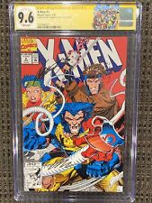 X-Men #4 (1992) CGC 9.6 Signed Claremont & Jim Lee - 1st Appearance of Omega Red