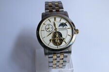 TITAN Automatic Front Back Skelton Sapphire Crystal in Mint Condition No.9365BCA