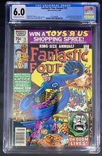 Fantastic Four Annual #15 CGC 6.0  1980 2123769006 - Capt Marvel & Skrulls app.