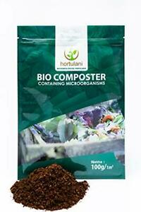 BioComposter - 100% natural compost maker and accelerator to make best