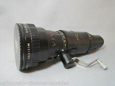 SUPER-16 ANGENIEUX ZOOM 15-150MM LENS C-MOUNT for BMPCC MOVIE CAMERA
