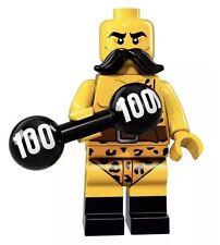 LEGO Series 17 Circus Strong Man Set 71018-2 Minifigures
