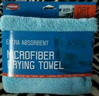 MICROFIBER TOWEL CARRAND 4SQ FT EXTRA LG, ABSORBENT SOFT,CLEAR COAT SAFE,-NEW!