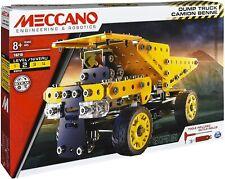 Meccano Dump Truck - BRAND NEW