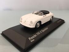 1:43 Minichamps Porsche 356 A Speedster , 1956 , Weiss