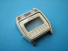 Lcd Digital watch case Nr.:5132 Rare Vintage Seiko A628 Solar