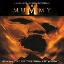 The Mummy - 2 x CD Complete Score - Limited Edition - Jerry Goldsmith