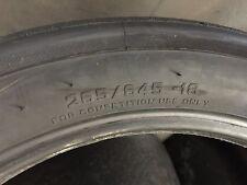 Pirelli P-Zero Rain Slicks 265/645-18 Set of 2 with 1 Heat Cycle of 2-5 Hot Laps