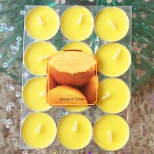 12 /24 /48 Pack Luxury scented tea light Candles tealights Aroma Fragrance
