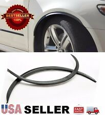 "1"" Arch Wide Fender Flare Extension Black Carbon  Protector Lip For Toyota Scion"