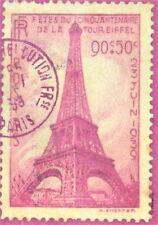 Papel De Arroz Para Decoupage Scrapbook Craft Hoja-Tour Eiffel
