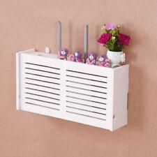 Large Storage Box Hot Wireless Wifi Router Plastic Shelf Bracket Wall Hangings