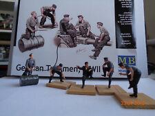 Master Box 35160 1/35 escala ya construido y pintado a mano 5 figuras