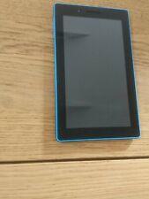 """Lenovo Tab 3 Essential 7"""" 8GB, 1GB, Android Tablet, Black + Blue Edges, TB3-710F"""