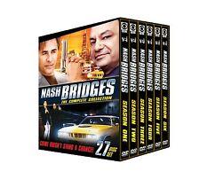 Nash Bridges: Complete Series Free Shipping