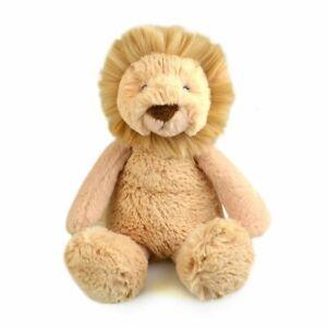 Frankie & Friends 28cm Leo Lion Soft Animal Plush Stuffed Toy Kids 3y+ Beige