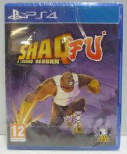 SHAQ FU : A LEGEND REBORN - PLAYSTATION 4 PS4 NUOVO SIGILLATO NEW