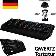 Logitech G910 Mechanische Gaming Tastatur RGB Orion Spectrum Deutsch Qwertz
