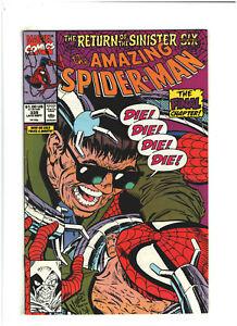 Amazing Spider-man #339 VF 8.0 Marvel Comics Return Sinister Six pt.6 Doc Ock