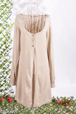 Cream Calka cardigan strickjacke knitwear strick 100% cotton soft size EU M