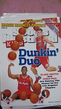 March 2012 Blake Griffin & Chris Paul Sports Illustrated For Kids NO LABEL