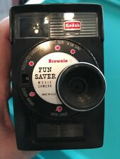 Vintage Kodak Brownie Fun Saver Movie Camera  ROCHESTER N Y.   USA